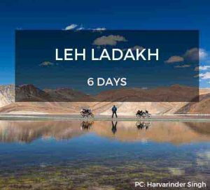Leh to Leh Bike Trip