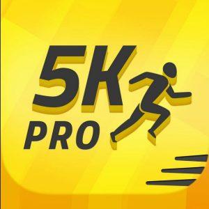 5 k run