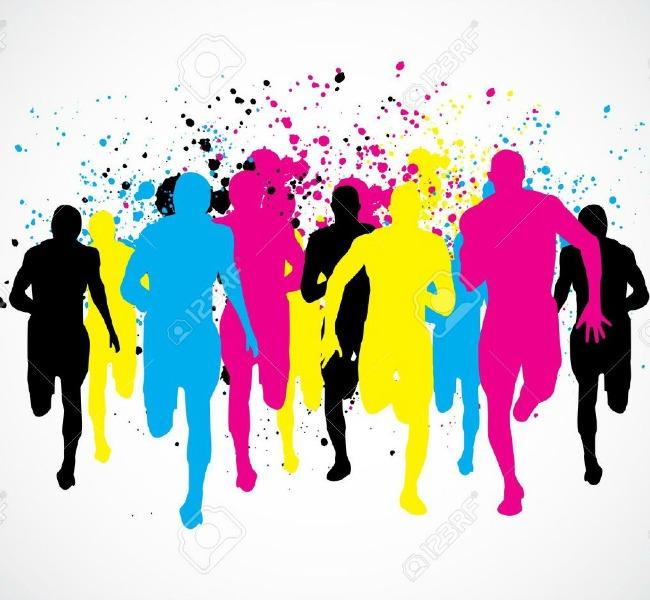 Color Run At Sarjapur 3k 5k 10k Run