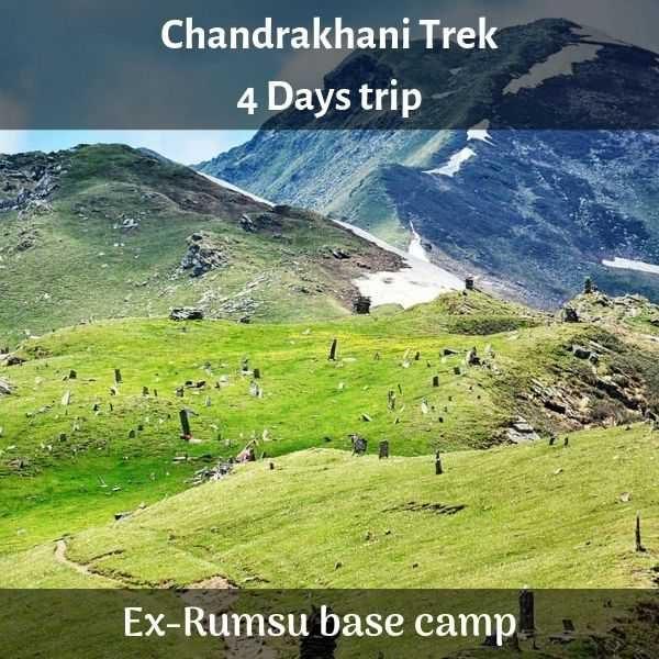 Chandrakhani Trek