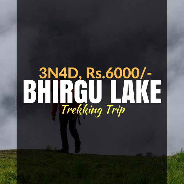 Trek_Bhrigu Lake_Weekendthrill