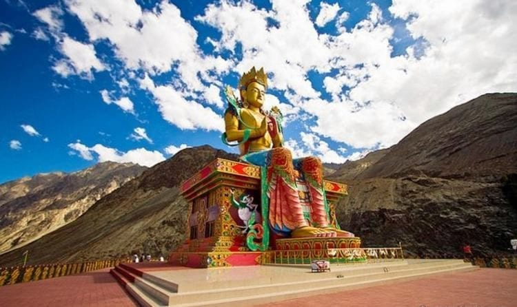 Diksit in Leh Ladakh