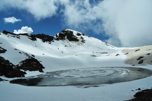 Beas Kund and Bhrigu Lake Trek