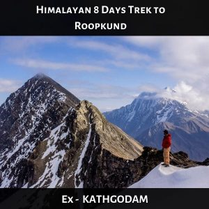Himalayan Trek to Roopkund