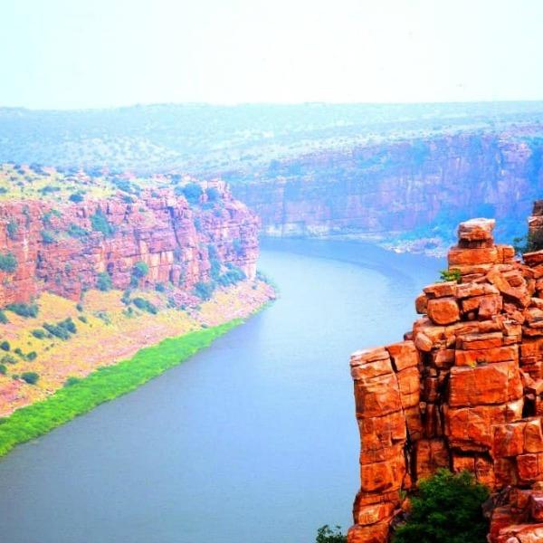 Gandikota Grand Canyon Tour Weekend Thrill