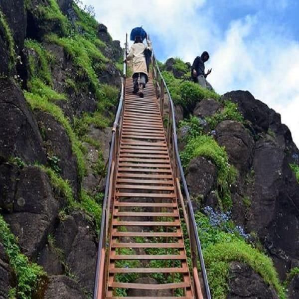 One Day Trek To Vikatgad From Mumbai Weekend Thrill