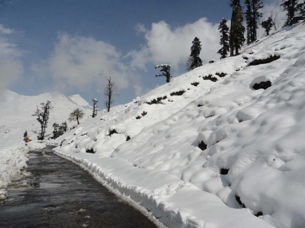 Roads in Shimla