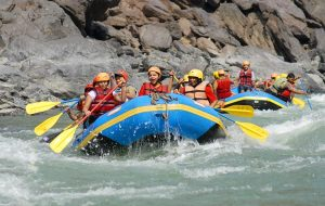 Rishikesh River Rafting (24 KM) with Adventure Camp-1