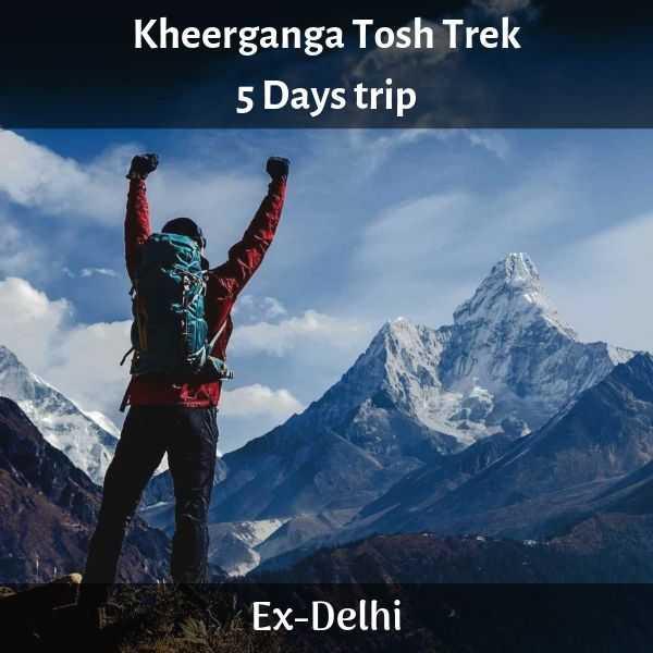 Kasol Trip From Delhi