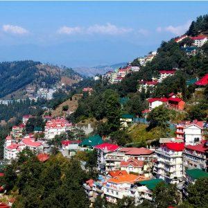 Shimla - A getaway to Himalayas