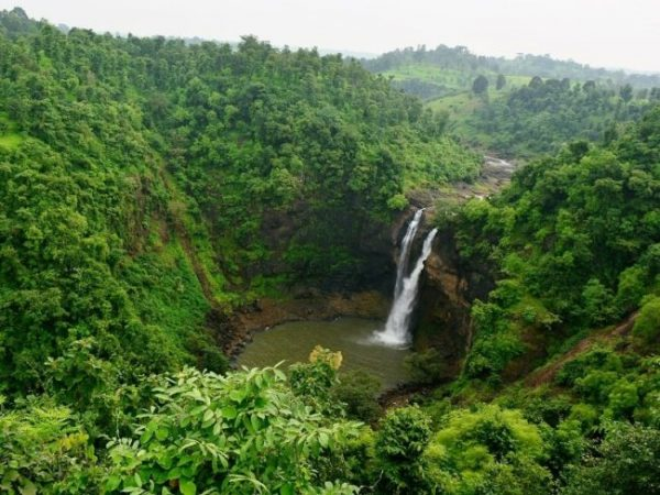 Dabhosa Waterfall Ride