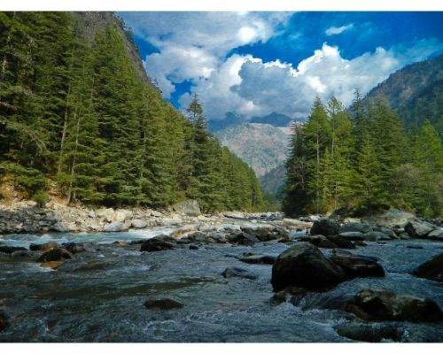 Kasol_Parvati River