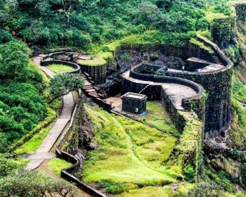Raigad Fort Trek from Mumbai