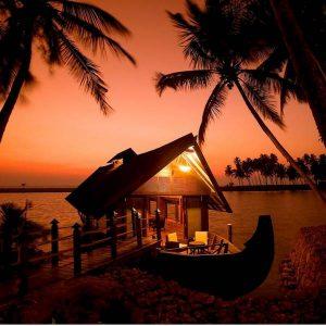 Honeymoon package to Kerala