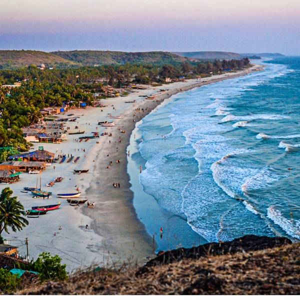 Honeymoon Package to Goa 4N 5D