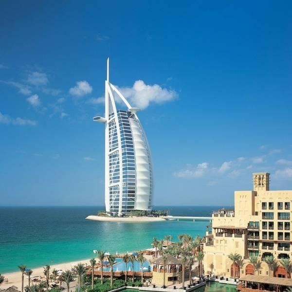 Dubai- Visitor's Paradise