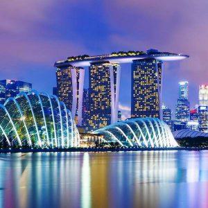 Getaway to Singapore