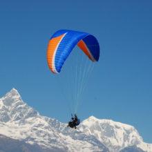 New Year Trip from Delhi for Bir Billing Paragliding