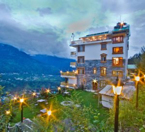 Best New Year Trip Package from Delhi to Manali
