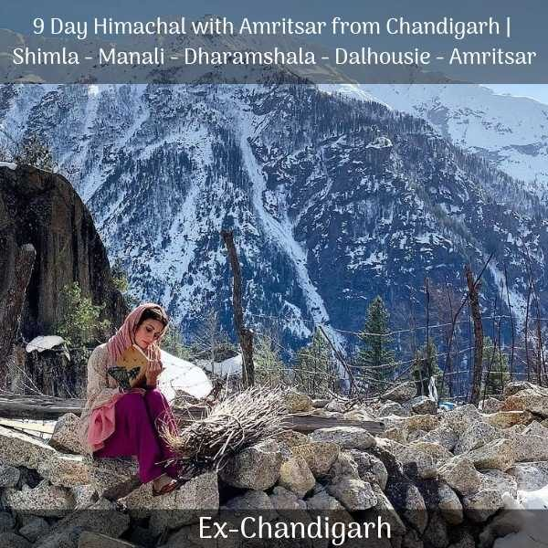 Shimla manali dalhousie dharamshala