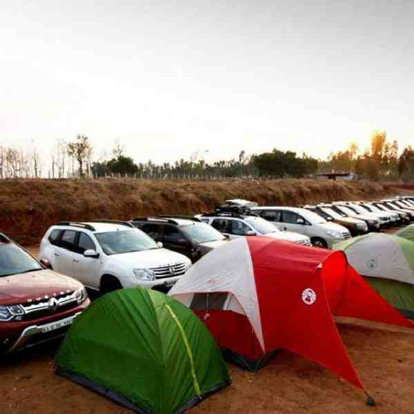 new year camping in Bangalore