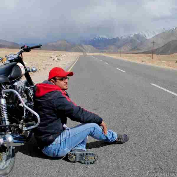 Bike trip Chandigarh to Manali