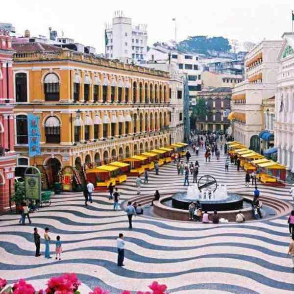 Hong Kong & Macau Holiday Package - Weekend Thrill
