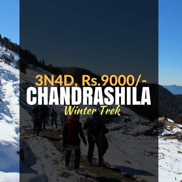Trek_Chopta Chandrashila_Weekendthrill