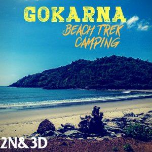 Camping in Gokarna