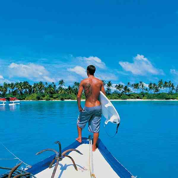 Maldives Honeymoon Tour Packages From Mumbai