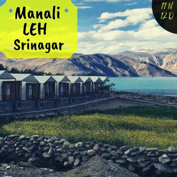 Delhi to manali trip