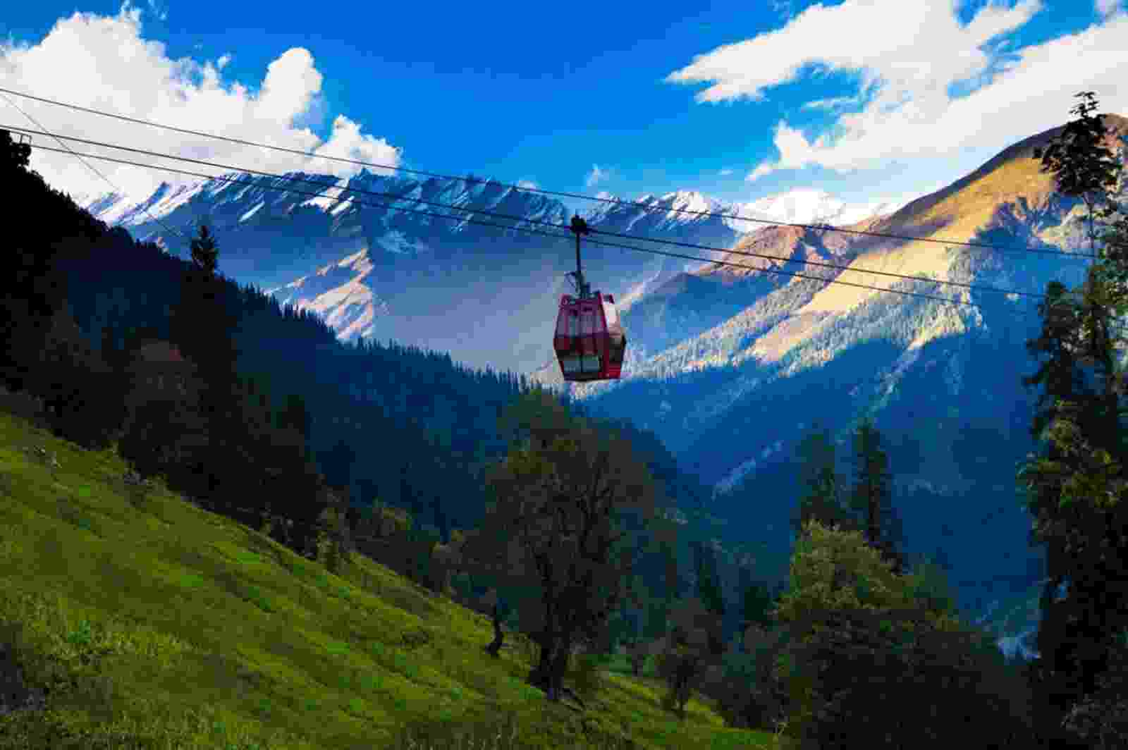 Book Best Manali Volvo Packages
