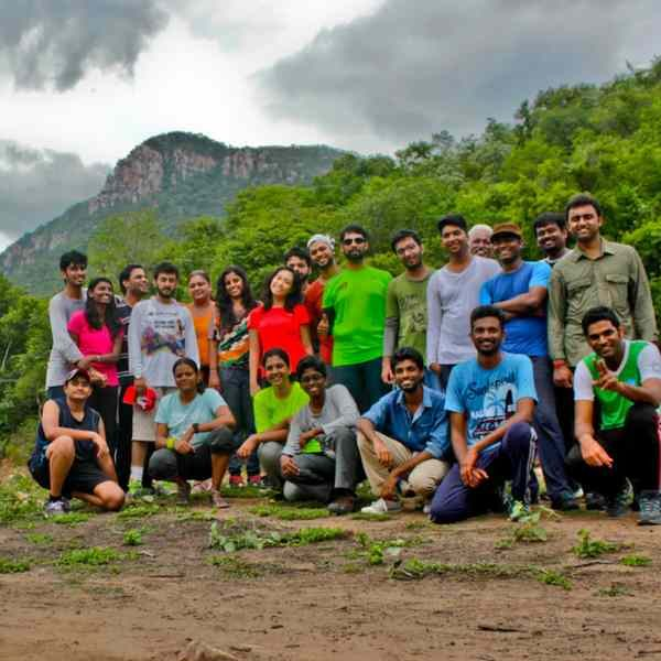 Nagalapuram Waterfalls Trek