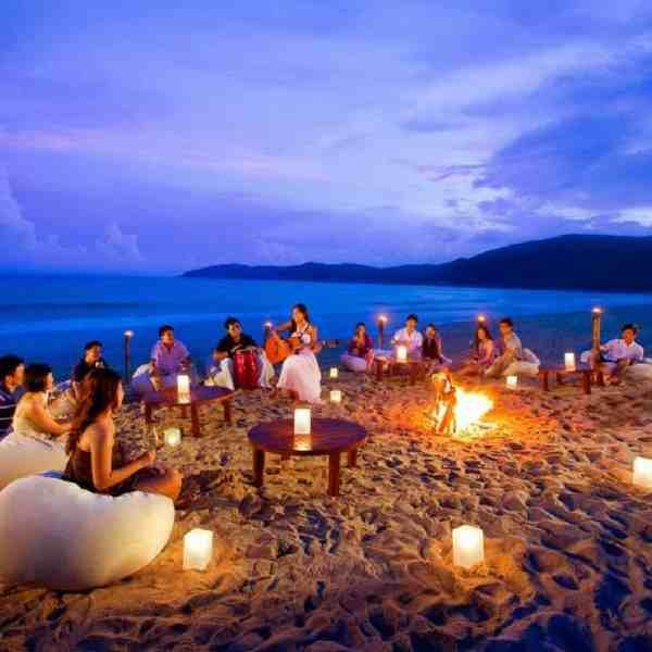 Book new year party in Goa