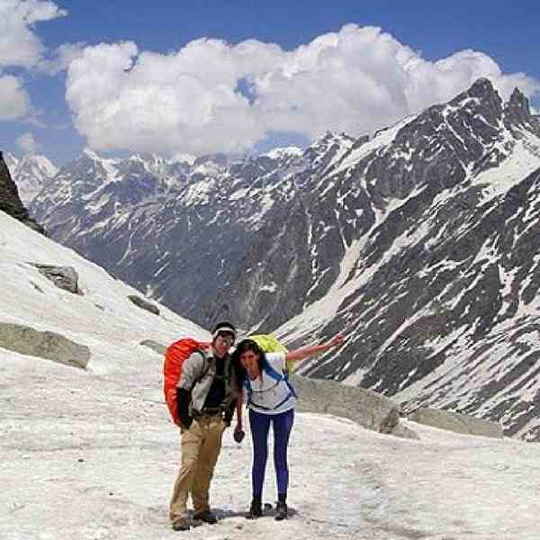 2 Days new year Trekking package
