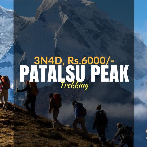 Trekking_Patalsu Peak_Weekendthrill