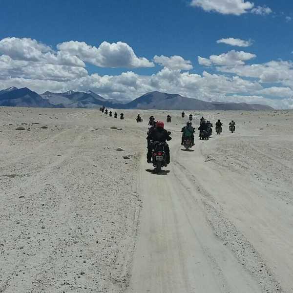 Manali Leh Bike trip