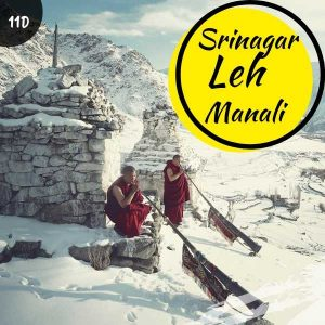 Ladakh Bike Trip package