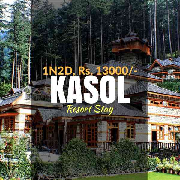 Best Place to stay in kasol
