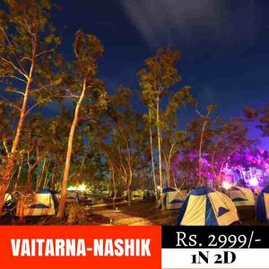 New year eve Vaitarna Nashik