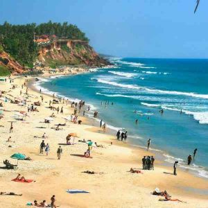 Book new year camping in Goa