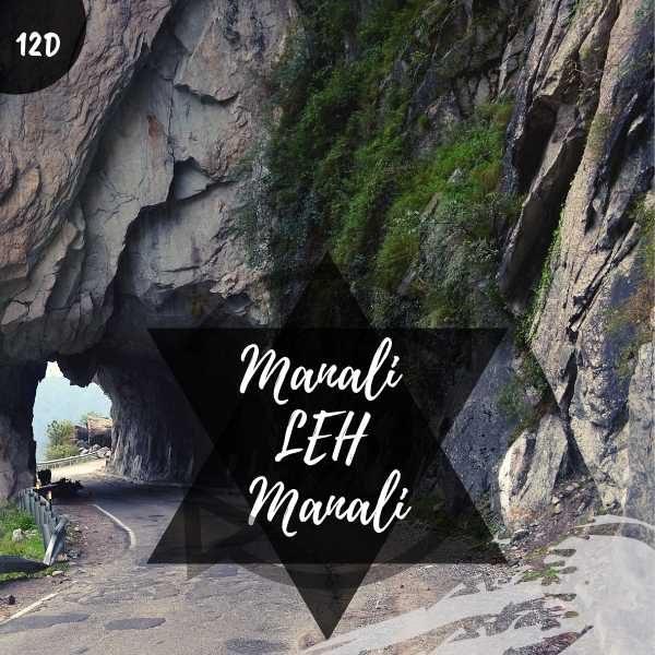Manali Leh Manali