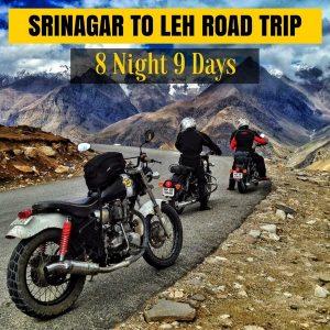 Srinagar_Leh_BikeTrip