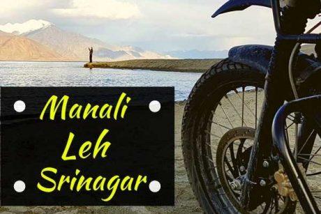 Delhi Bike Trip