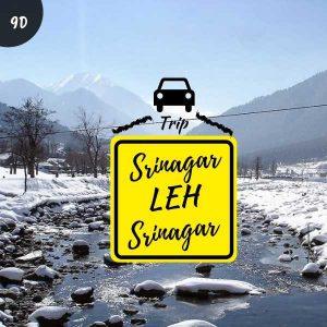 Srinagar Leh Srinagar