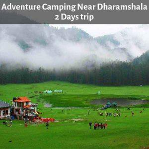 Camping Near Dharamshala