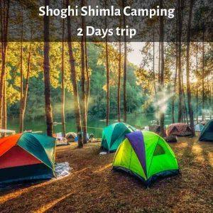Camping In Shoghi