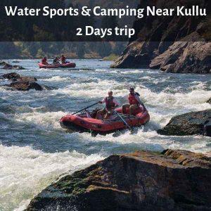 Camping Near Kullu