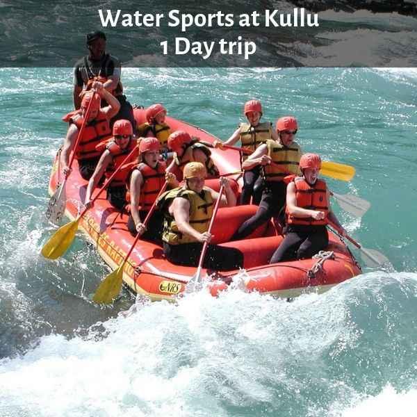 Water Sports Near kullu