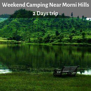 Camping Near Morni Hills